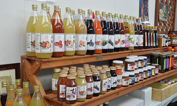 小池農産の製品一覧